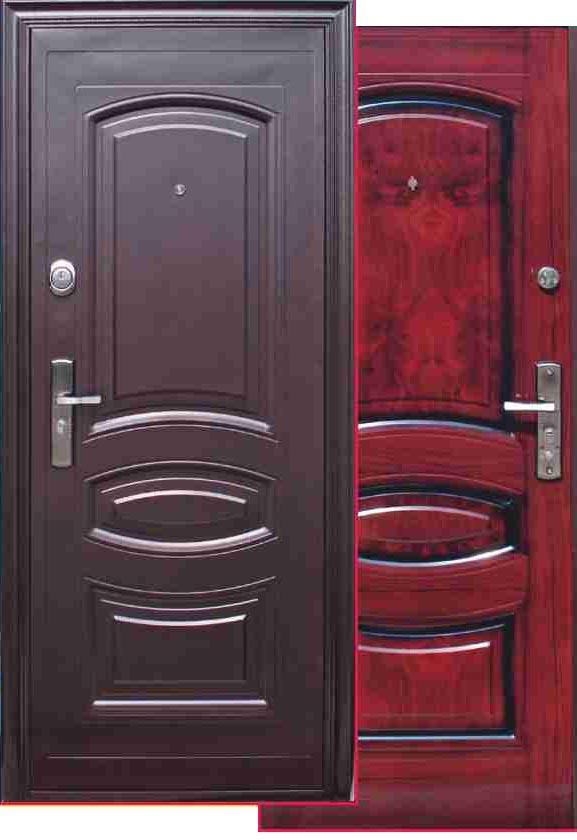 металлические двери в россии