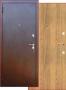 Дверь Аргус 4 - Дверь Аргус 4. Покрытие медь Антик. Размеры 870/970*2050*50мм. Утеплитель-УРСА.