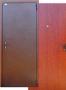 Дверь Аргус 5 - Дверь Аргус 5. Покрытие медь Антик. Размеры 870/970*2050*50мм. Утеплитель - картон.