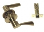Защелка межкомнатная 860 sb ps - Ручка Arsenal 860 SB PS межкомнатная, золото матовое.