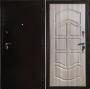 Входная дверь Грань (Антарес) Люкс бронза Жасмин - Модель: Люкс