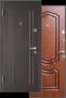 Дверь Арго-2 - Дверь Арго-2. Покрытие молотковое. Утеплитель – минеральная  вата. Размеры 860,960 х 2050 х 70 мм правые,левые.