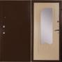 """Входная дверь Грань (Антарес) """"Антик медь клен, фрезерованая"""